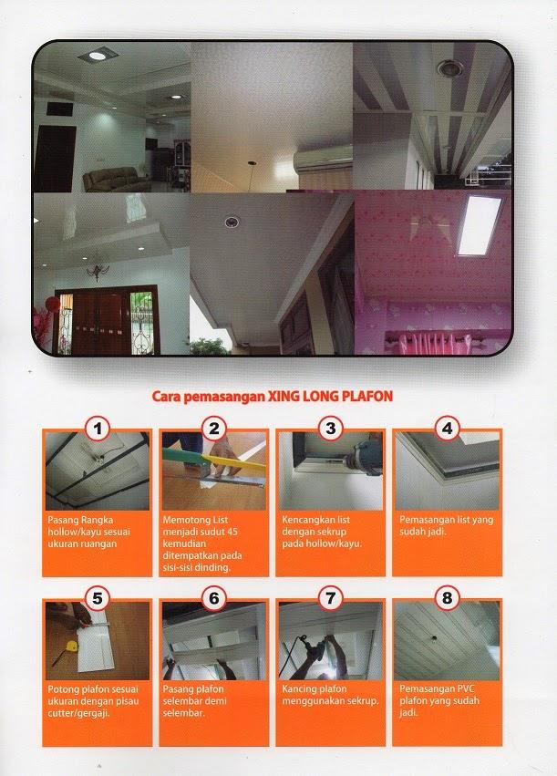 plafon pvc setara shunda plafon plafond rumah setara merk